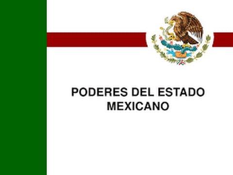 LOS 3 PODERES DE MEXICO (EJECUTIVO,LEGISLATIVO,JUDICIAL