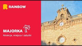 Majorka - Zobacz najlepsze atrakcje, miejsca i zabytki wyspy - Film HD