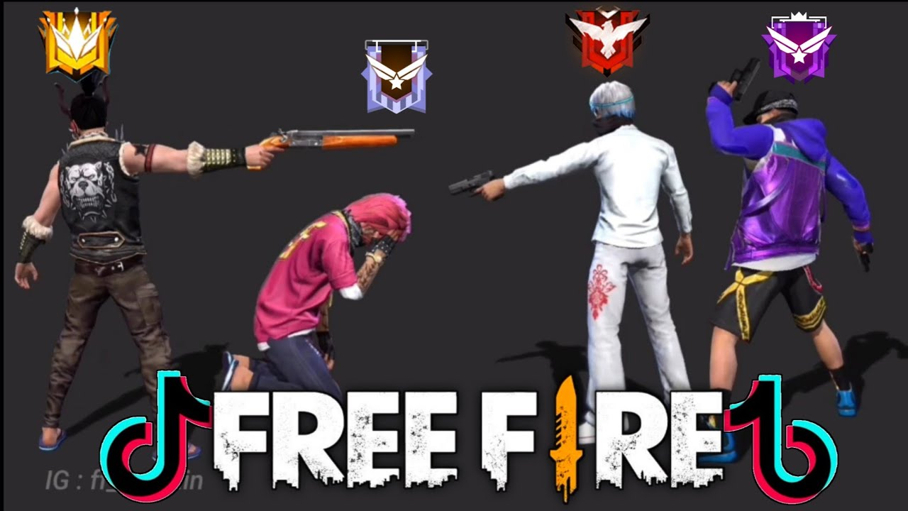 Tik Tok Free Fire Tik Tok Ff Keren Sultan Pro Player Youtube