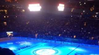 NY Rangers Stanley Cup Final Game 3 Intro Narrated by Liam Neeson