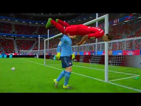 FIFA 16 FAIL Compilation #6