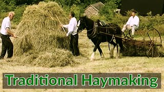Traditional Hay Making