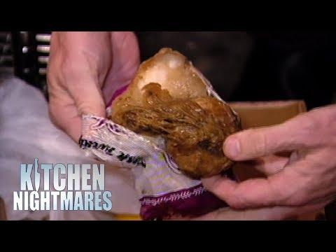 Owner Defends Having Rotting Food In Her Fridge | Kitchen Nightmares