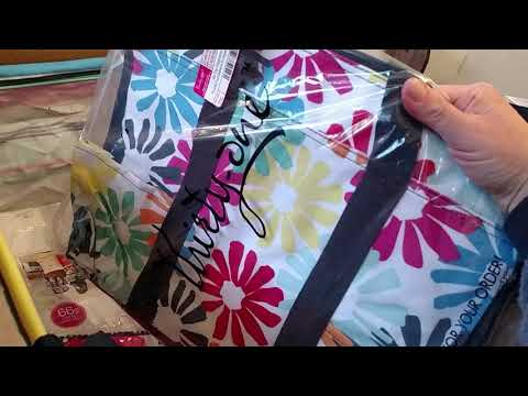 Unboxing my NEW Thirty-one Consultant Kit - Part 1