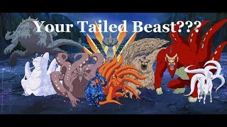 WHO'S YOUR TAILED BEAST? |  BakchodShadow