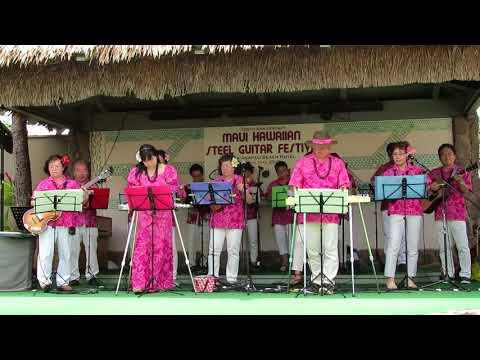 Yokohama Hawaiian Music Academy - Pearly Shells (2018)