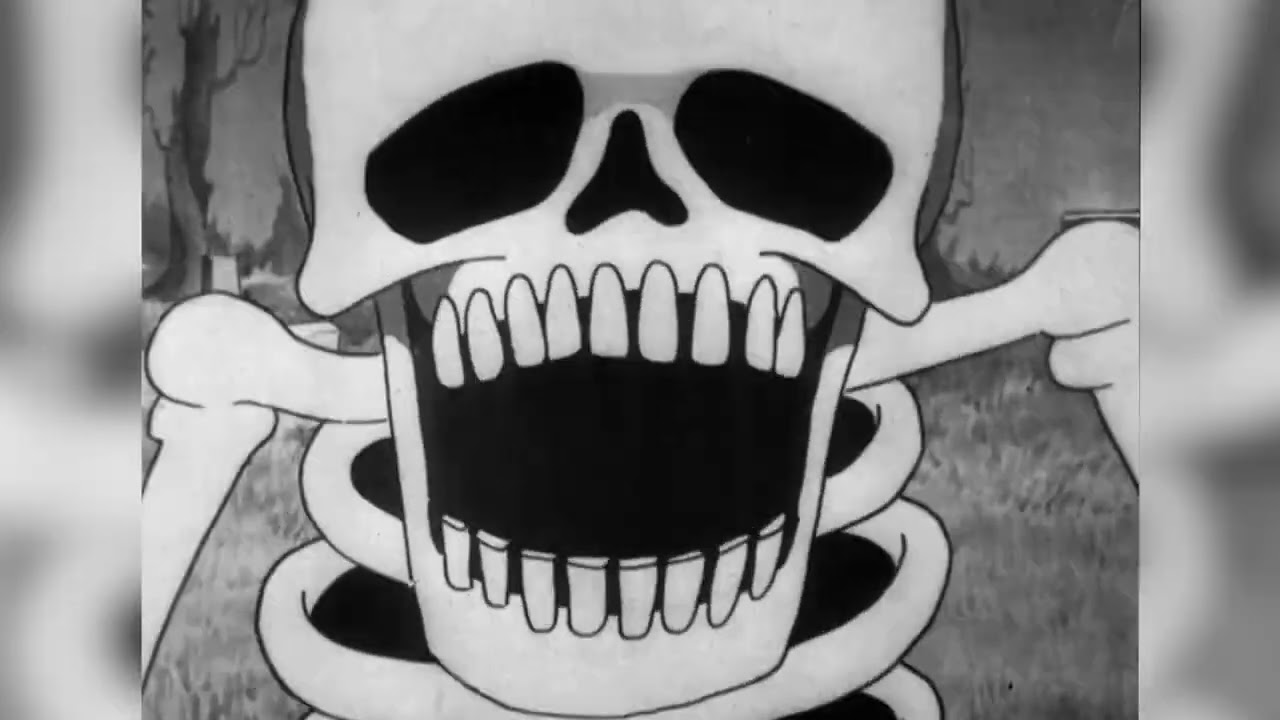 SPOOKY SCARY SKELETONS REMIX (1080P HD OFFICIAL) - RETROMELON