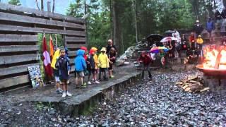 Bern Cub Scouts Pack 225 skit