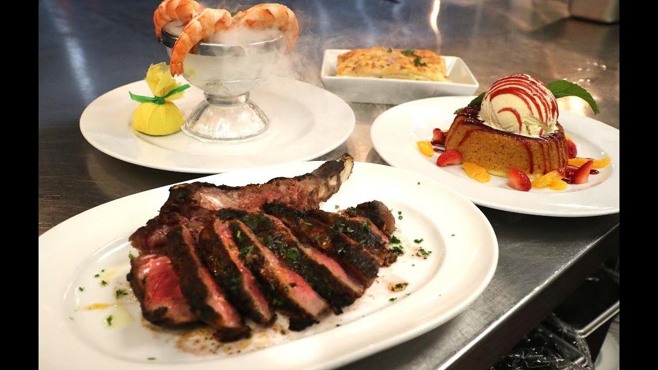 Mastro's Ocean Club restaurant in Fort Lauderdale