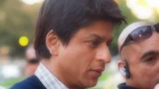 Shahrukh Khan - Shooting at LA - for Movie 'My Name is Khan'