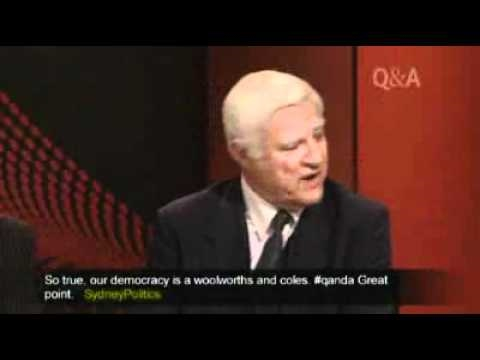 Bob Katter on Q and A