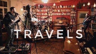 Travels (Pat Metheny) - Martin Miller & Tom Quayle - Live in Studio