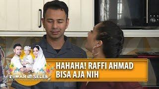 Duhh Raffi Bisa Aja Nih, Jadi Salting Kan - Rumah Seleb (24/5) PART...