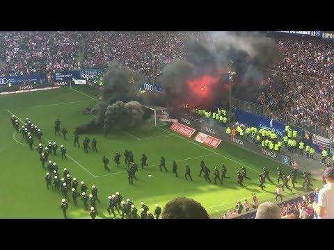 10 случаев когда футбольные фанаты перешли черту