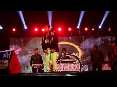 Jazzy B Live   Crossblade Musical Tour 2   Speed Records