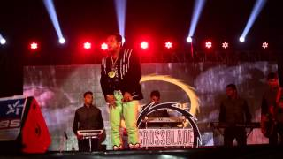 Jazzy B Live | Crossblade Musical Tour 2 | Speed Records