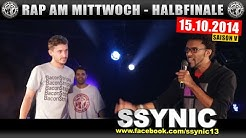 RAP AM MITTWOCH: 15.10.14 BattleMania Halbfinale (3/4) GERMAN BATTLE