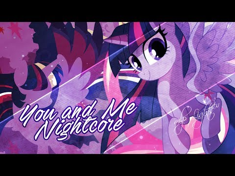 [Nightcore] You and Me [Lyrics] | Descendants 2