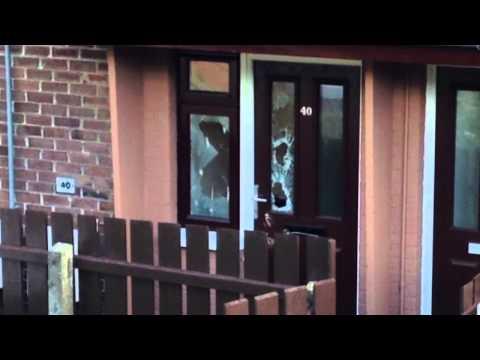 Woman shot in both legs in Newtownabbey