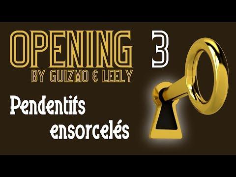 Les Openings Harry Potter de la Gazette — n°3 : le Retourneur de temps et le médaillon de Serpentard
