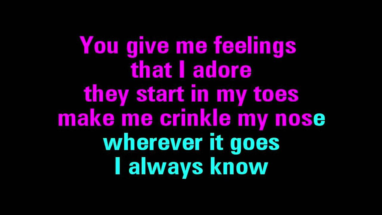 Bubbly Karaoke Colbie Caillat You Sing The Hits Youtube