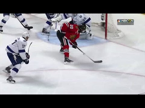 Blackhawks Take Stanley Cup Game Four 1