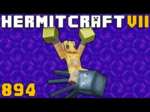 Hermitcraft VII 894 Deals, Raids & Squids!