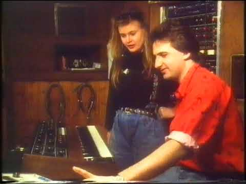 BBC1 Corners  Sophie Aldred and Keff McCulloch