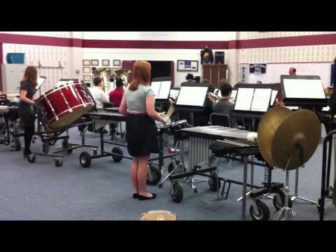 UIL Brass ensemble 2012