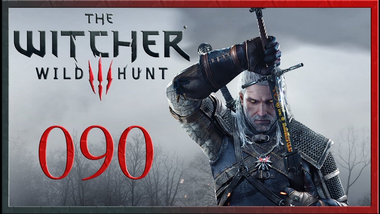 the witcher 3 090 das herz des waldes let 39 s play the witcher 3 wild hunt youtube. Black Bedroom Furniture Sets. Home Design Ideas