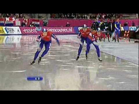 Wk Afstanden 2009 Achtervolging Mannen Nederland Youtube