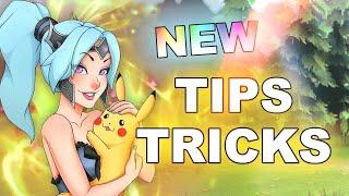 NEW Dota 2 TIPS, TRICKS and BUGS! 7.22h