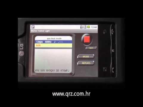 Morse Trainer Light za Android