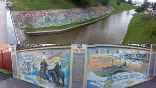 Поездка в Беларусь: Витебск и Полоцк. Наши исторические места...(, 2013-07-24T14:35:41.000Z)