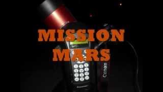 Mars Through A Celestron 4SE Mission Mars