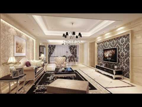 Как оформить зал в частном доме
