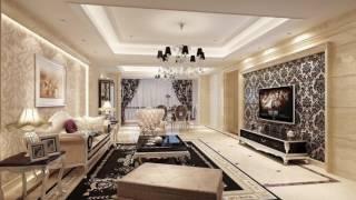 Дизайн зала.(Дизайн интерьера необходим клиенту перед началом чистовой отделкой коттеджа или квартиры. Рабочий проек..., 2017-02-04T05:51:26.000Z)
