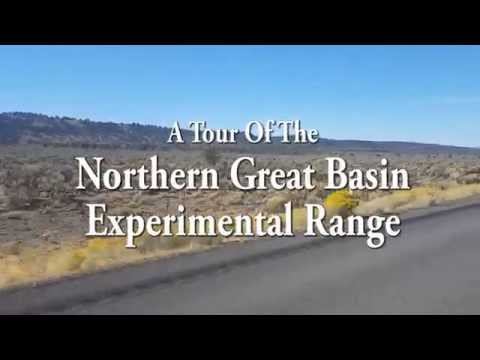 A Tour of the Northern Great Basin Experimental Range