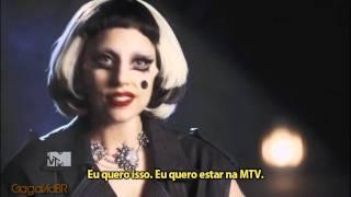 Lady Gaga entrevista Inside the Outside MTV Parte 5 (Legendado Português)