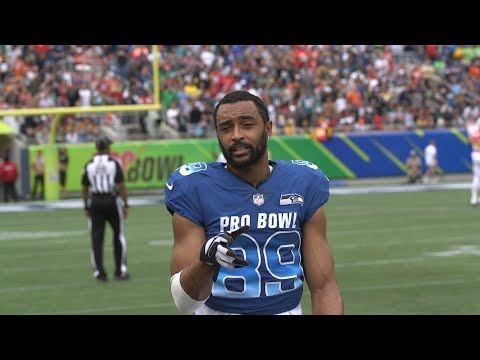 2018 Pro Bowl Gameday Mic'd Up: Doug Baldwin