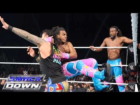Dolph Ziggler & The Usos vs. The New Day:...