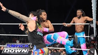 Baixar - Dolph Ziggler The Usos Vs The New Day Smackdown Jan 21 2016 Grátis