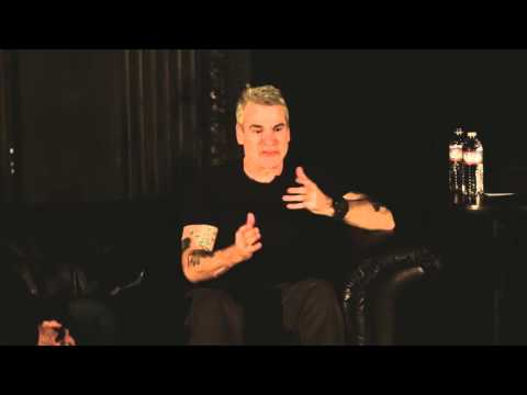 Top Note Session - Henry Rollins, Joe Shanahan with host Don Hall