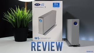 LaCie D2 Thunderbolt 3 8TB Hard Drive Review: Is it Fast?