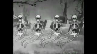 THE SKELETON DANCE (one hour version)