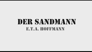 [DE] Der Sandmann [Eine Zusammenfassung]