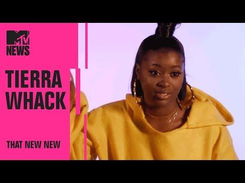 Tierra Whack On 'Mumbo Jumbo' & Growing Beyond Battle Rap | MTV News