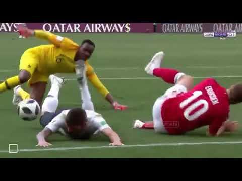 Dinamarca vs Francia 0-0  RESUMEN & HIGHLIGHTS | WORLD CUP 2018 | 1080 HD1