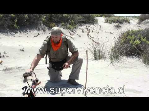 "Orientación Terrestre ""Brújula Solar"" (Land Navigation / Solar Compass)"