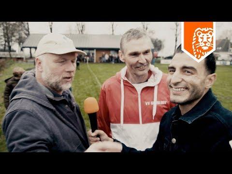 TOUZANI NAAR KLEINSTE CLUB VAN NEDERLAND!